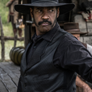 Denzel Washington in The Magnificent Seven