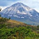Errigal, in Co Donegal, is a quartzite mountain