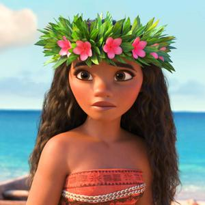 Moana combines self-realisation and broad comedy to dizzying effect