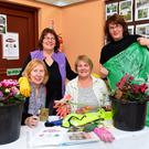 Ballyduff Buds Community Centre in the village held a big community day with groups from across the County taking part. Pictured on the day were: Assumpta Dore, Mary Behan, Breda Bramberry and Marline Jones from Ballyduff. Photo by Domnick Walsh