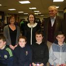 The Spa youngsters win a second Kerry quiz final and qualify for the Scór na nÓg All-Ireland