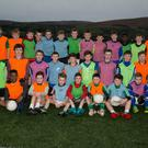 An Initiative of Kerry Coaching for students of secondary schools in Tralee at John Mitchells, Ballyseedy Tralee