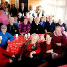 Bishop Ray Browne at Cahersiveen Social Services. Photo by Christy Riordan