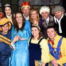 Members of the Rathmore Marian players Pawel Swies, Diarmuid Coakley, Aine O'Sullivan, Maria Doyle, Brian Hickey (back) David Reen, Nora Coakley, Jimmy Kelly, Carmel O'Keeffe, Shane Dilate and Mike Cronin 'Sleeping Beauty' on Sunday 29th January and 5th February at 3pm, Saturday 28th January, 1st, 2nd and 4th February at 8pm in the Rathmore Community Centre, Rathmore. Photo by Michelle Cooper Galvin