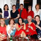 One thorn among the roses at the Recovery Haven Fundraising Valentine ball in The Rose Hotel, Tralee on Tuesday night