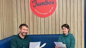 Damien O'Mahony and his sister Jade who both run Jumbo's Family Restaurant in Listowel have revealed that they are now giving all of their staff what is called a living wage.