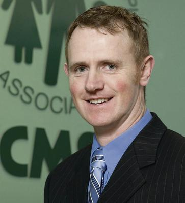 Chairman of the ICMSA Farm Services Committee, Patrick Rohan.