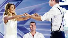 Ben Quinlan on X-Factor