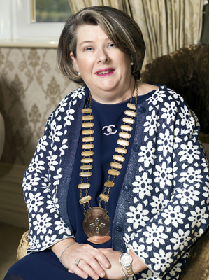 Chairperson of the Kerry branch of the Irish Hotels Federation, Bernadette Randles. Photo by Don MacMonagle