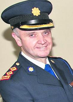 Chief Supt Pat O'Sullivan said the level of policing will not be reduced significantly in the south Kerry area.