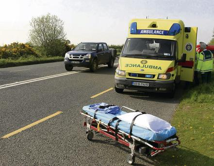 Ambulance issues in the Kenmare area have been exacerbated this week with the news that two pensioners had to endure waits of three and five hours respectively on two different days.