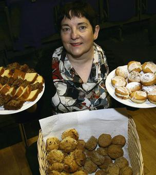 Catherine O'Connell will conduct a five-week cookery course at An Riocht from Wednesday, October 23 at 7.30 p.m.