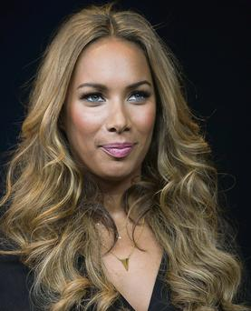 Leona Lewis rose to fame after winning X Factor