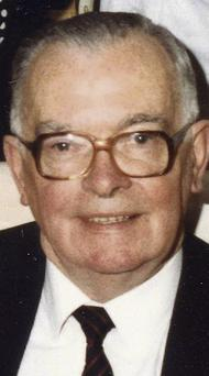 The late Ned Cavanagh.