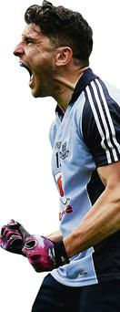 Dubs player Bernard Brogan. Photo: Sportsfile