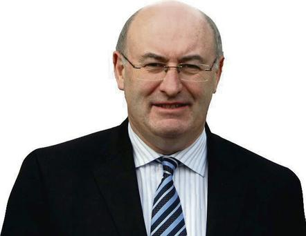 Phil Hogan,TD ,the Minister for the Environment,Community and Local Government