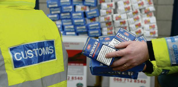 As part of a planned operation in Kerry, officers from Revenue's Customs Service seized over 46 kgs of 'Pall Mall' and 'Turner' roll-your-own tobacco with a retail value of €18,300 and a potential loss to the Exchequer of €14,800.