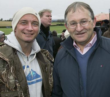 At the coursing meeting were Michael McNamara and Michael Fitzpatrick, Lissleton