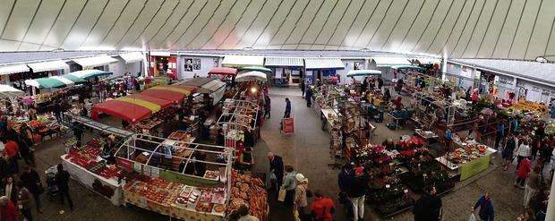 The Milk Market in Limerick