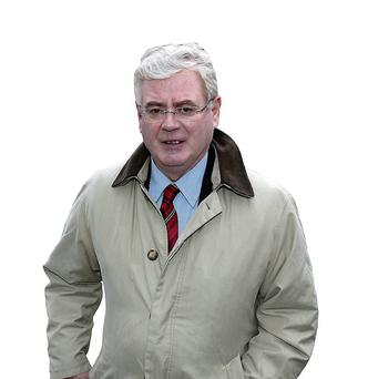 Labour party leader Eamon Gilmore