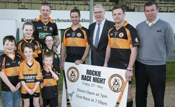 Launching the Austin Stacks Gaa club Night at the Dogs to held on Friday May 23rd.