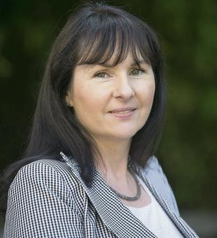 Mary O'Sullivan from Curraheen, who is at the helm in steering mature students to university success in UCC.