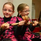 Ella Diggins (7) from Causeway who cut 14 inches off her lovely locks for the Rapunzel Foundation