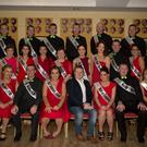 The Crotta O'Neill Hurling Club Strictly Come Dancing Team