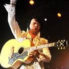 Mark Leen performing in Elvis Aloha from Killarney The Final Curtain at the INEC, Killarney on Saturday