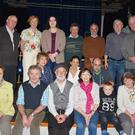 The cast of 'The County Boy'