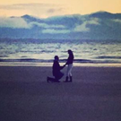 From US news networks to UK media and the Ray D'Arcy show at home, Lixnaw woman Sarah Linehan's shot of a couple proposing on Banna last week generated unprecedented interest