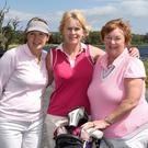 Mary Leacy, Geraldine Collins and Maura Fitzgerald