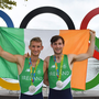Olympic champs Gary and Paul O'Donovan