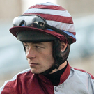 Jockey David Mullins. Photo: Piaras Ó Mídheach/Sportsfile