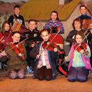 Lixnaw's talented young musicians getting ready for the 2017 Féile Feabhra starting on Saturday, February 11 at the village's famous Coelann