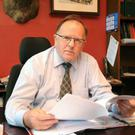 Terence Casey retired as Kerry coroner last week