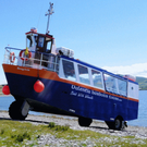 The Valentia Harbour Tours boat