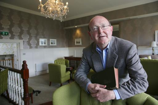 Dr Paddy Malone, who will soon retire after 33 years as a GP in Sneem. Photo by Valerie O'Sullivan