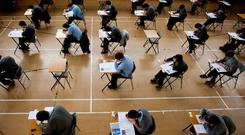 Schools are to get a direct hand in reshaping the Leaving Certificate for a new generation. Stock image