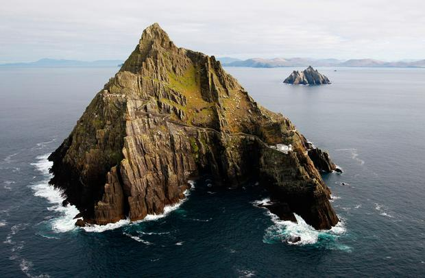 Skellig Michael has gained worldwide recognition