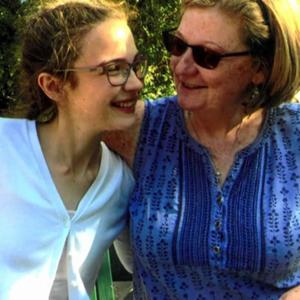 Kerry teenager Daniella Russell pictured here with her mother Joyce. Daniella is currently in London where she is receiving treatment for an eating disorder