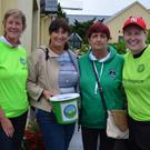 Joan Devane, Maura Sullivan, Michelle Jones, Anne Connolly and Andrea O'Donoghue