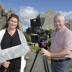 Husband-and-wife filmmakers Jim and Catherine McCarthy