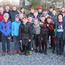 The 8th Kerry Scouts from Fossa pictured at the jamboree in Sneem over the weekend
