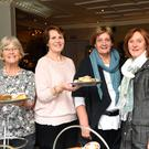 Catherine O'Reilly, Angela Curran, Noreen Collins and Anne O'Connor at the Kerry Hospice Coffee Morning at the Royal Hotel, Killarney on Thursday. Photo by Michelle Cooper Galvin