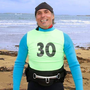 Windsurfer Lorenzo Cubeddu called upon thirty years of experience in the sport and the intercession of God as he lay helpless in the dark waters off North Kerry when the wind suddenly dropped on a regular surf outing on Sunday
