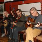 It was a night of music, song and dance at the Fossa/Two Mile Rambling House on Saturday night