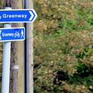 A number of Greenways have been established in Ireland.