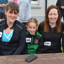 Jacinta Lawlor Walsh, Louise Gaynor, Doreen O'Sullivan, Emma Gaynor and Marie Gaynor enjoying themselves at the Donal Walsh Spa NS 6k challenge on Sunday morning