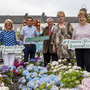 Liz Horan, Joan Ryane, Jimmy Maloney, Joe Hanlon, Imelda Murphy and Mary Hanlon - members of Listowel Tidy Towns are all set as the judges who will arrive in Listowel this month. Photo by Domnick Walsh